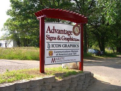Advantage Signs Amp Graphics St Paul Minneapolis Minnesota